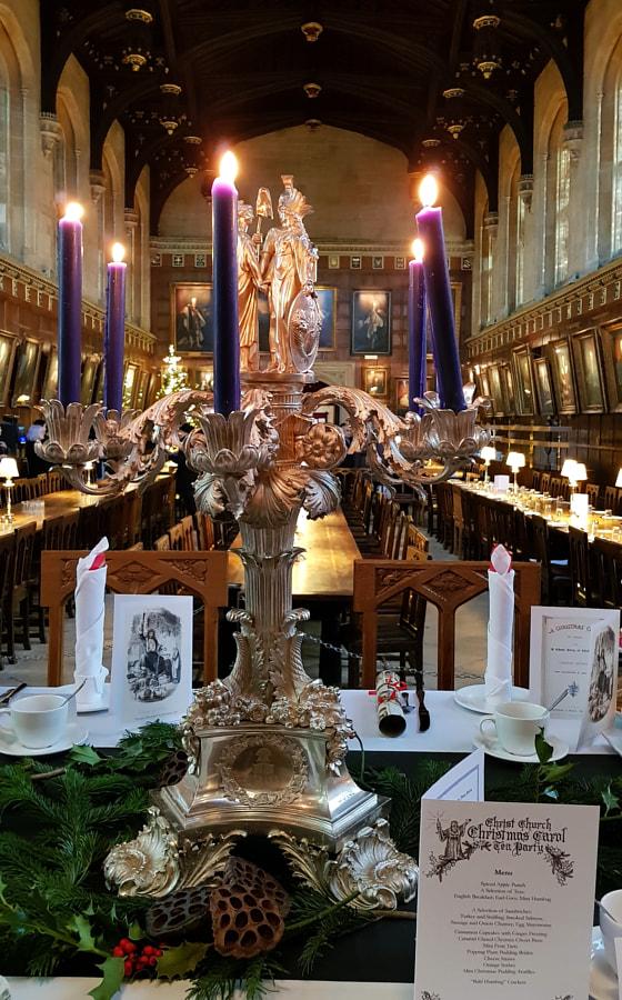 Christ Church, Oxford by Sandra on 500px.com