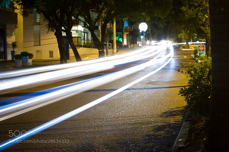 Photograph Night lights - I by Vanius Roberto Bittencourt on 500px