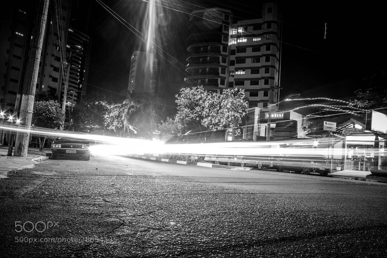 Photograph Night lights - II by Vanius Roberto Bittencourt on 500px