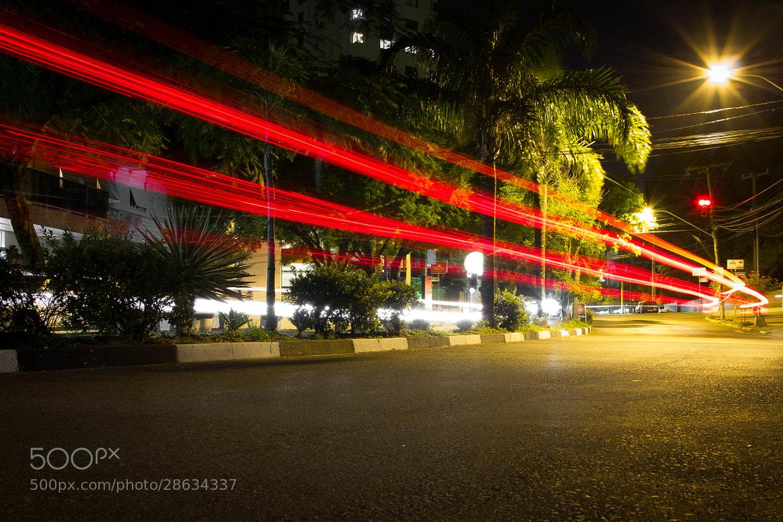 Photograph Night lights - III by Vanius Roberto Bittencourt on 500px
