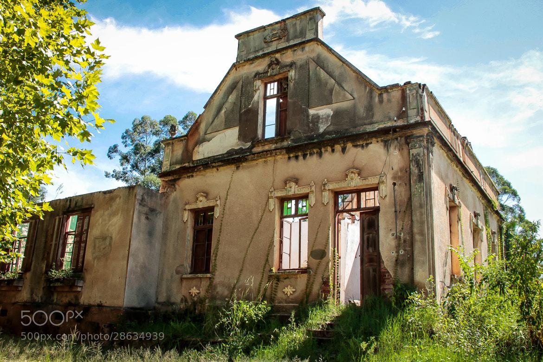Photograph Ruins - I by Vanius Roberto Bittencourt on 500px