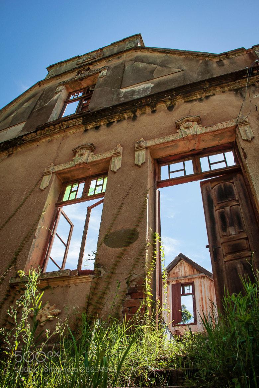 Photograph Ruins - II by Vanius Roberto Bittencourt on 500px