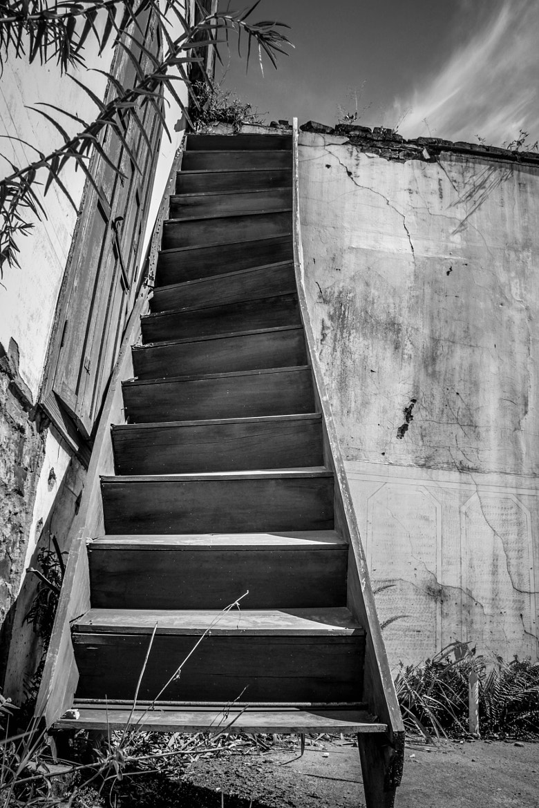 Photograph Stairs to heaven by Vanius Roberto Bittencourt on 500px