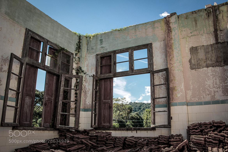 Photograph Ruins - V by Vanius Roberto Bittencourt on 500px
