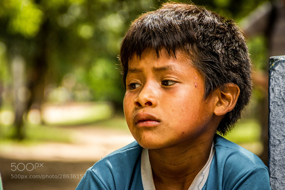 Photograph Little Indian - I by Vanius Roberto Bittencourt on 500px