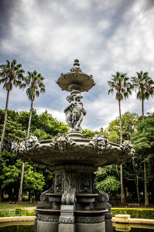 Photograph Fountain by Vanius Roberto Bittencourt on 500px