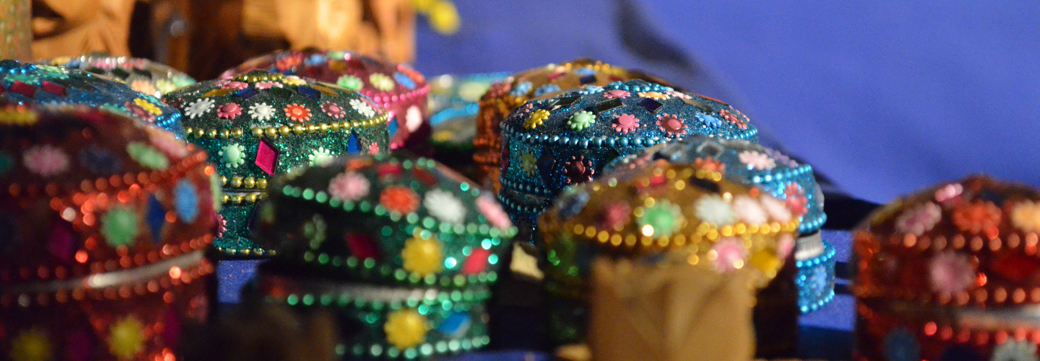 Photograph Jeweled Boxes by Yash Babar on 500px