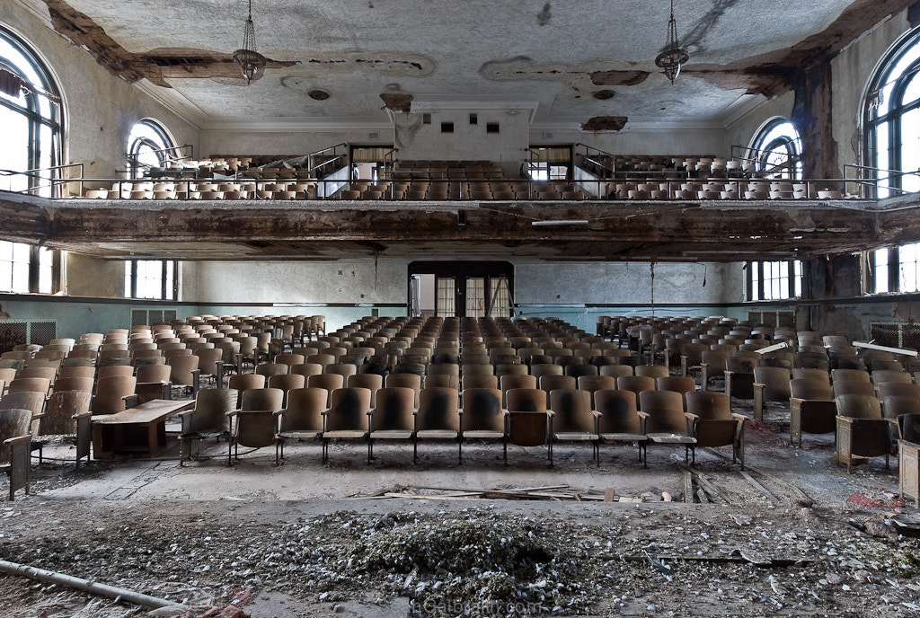 Photograph View from Centre Stage by Sean Galbraith on 500px