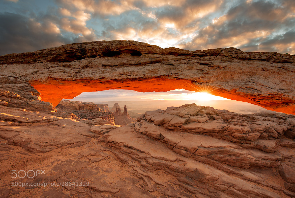 Photograph Mesa Arch by Ryan Engstrom on 500px