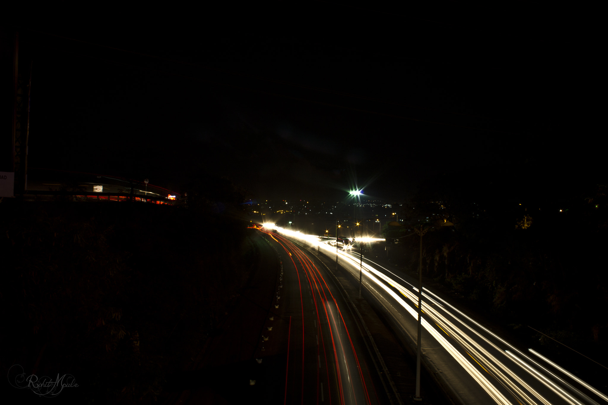 Photograph Highway by Rohit Mule on 500px