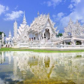 Wat Rong Khun วัดร่องขุ่น