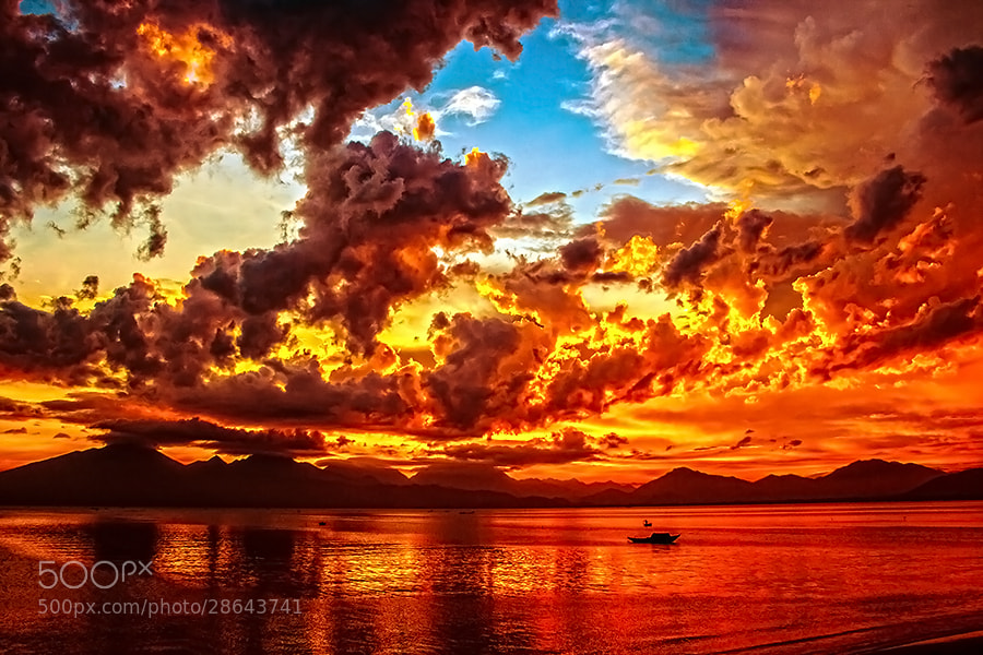 Photograph Sunset by Amateur Pic on 500px