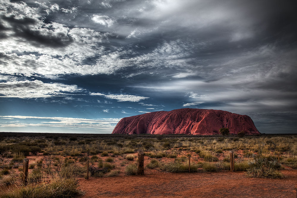 Photograph The Red Center by Jared Marshall on 500px