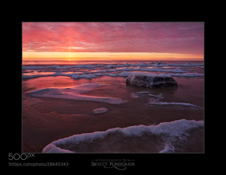 Photograph Fire & Ice by Scott Kroeker on 500px