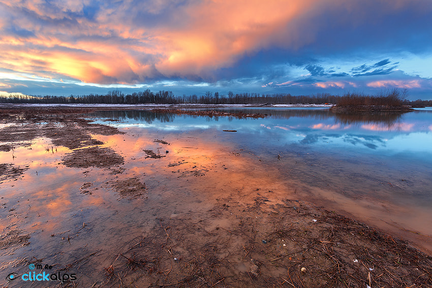 Photograph Waterland by Matteo Re on 500px