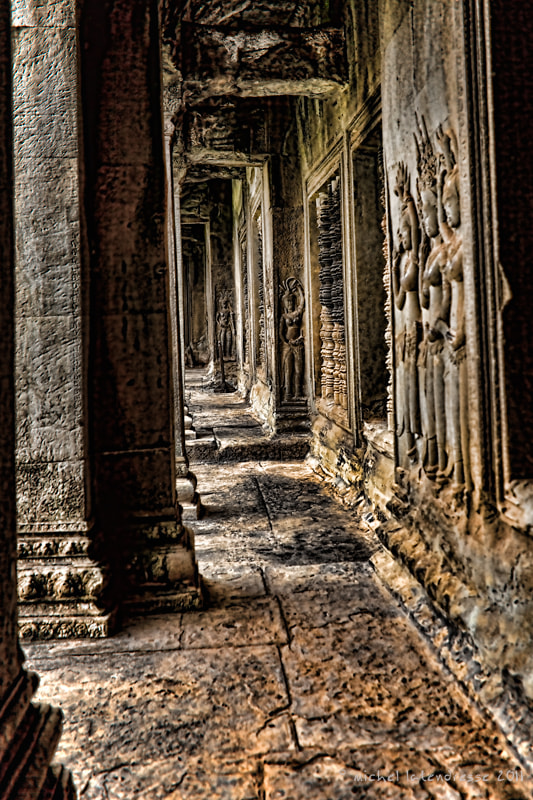Photograph Angkor Wat South East Gallery by Michel Latendresse on 500px