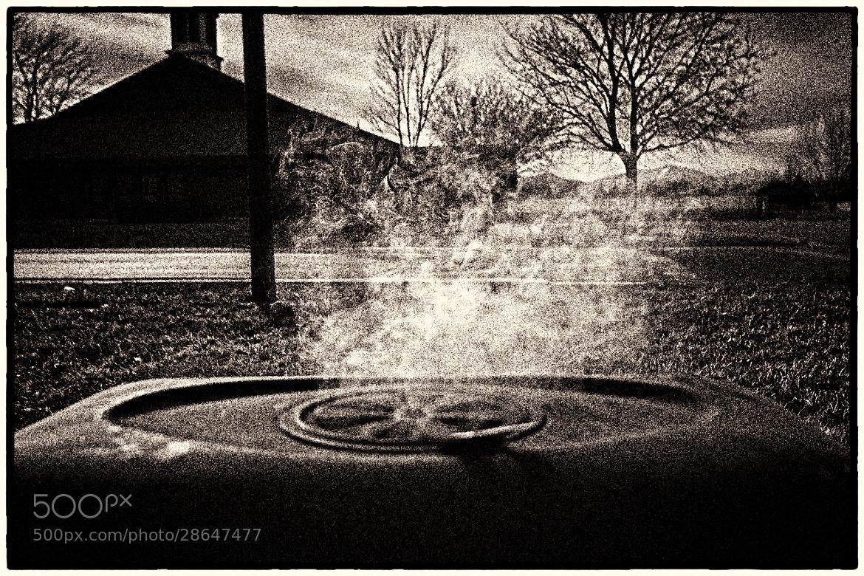 Photograph Smoke by Glenn Perryman on 500px