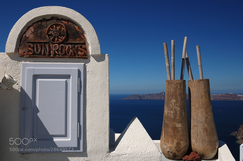 Photograph Santorini Mood by Csilla Zelko on 500px