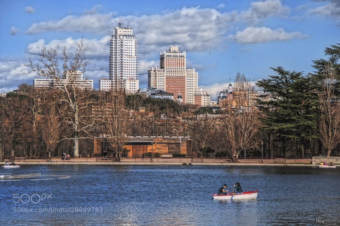 Photograph View from the lake by Emilio Cabida on 500px