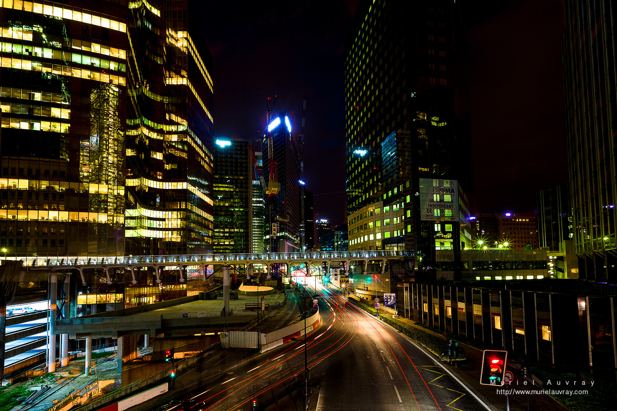 Photograph La Défense by Muriel Auvray on 500px