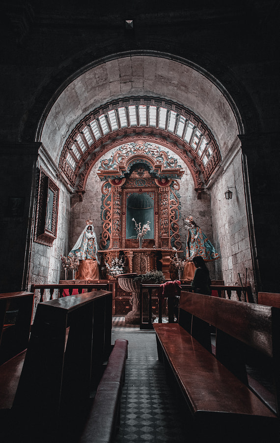 Altar by Brando Cajahuanca on 500px.com