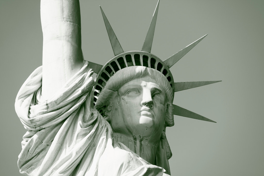 Photograph Lady Liberty by Luca Gennari on 500px