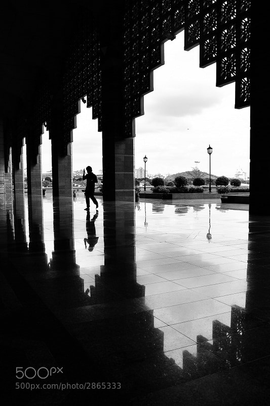 Photograph Alone... by Din Saha on 500px