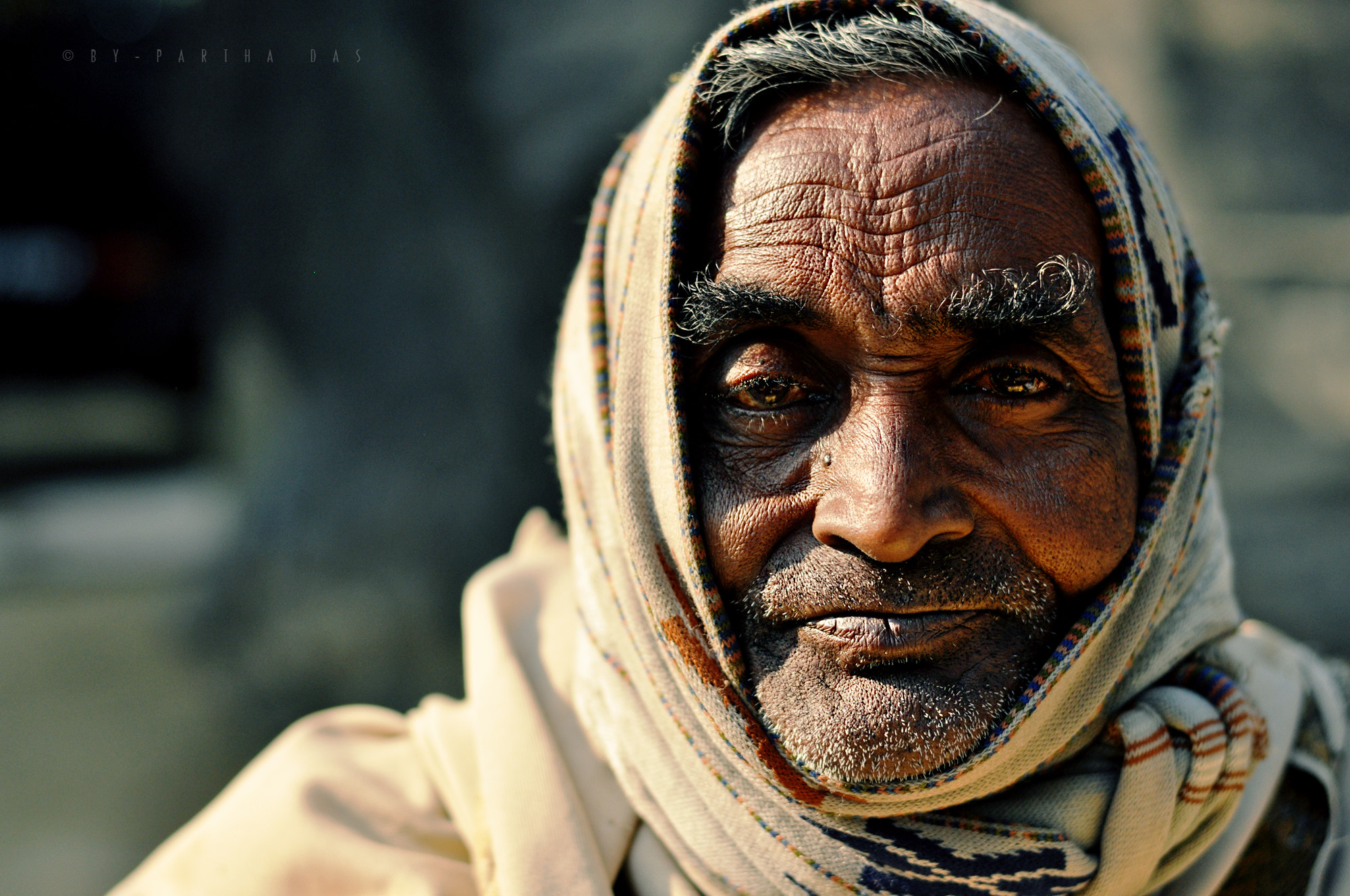 Photograph Deep In His Eyes by Partha Das on 500px