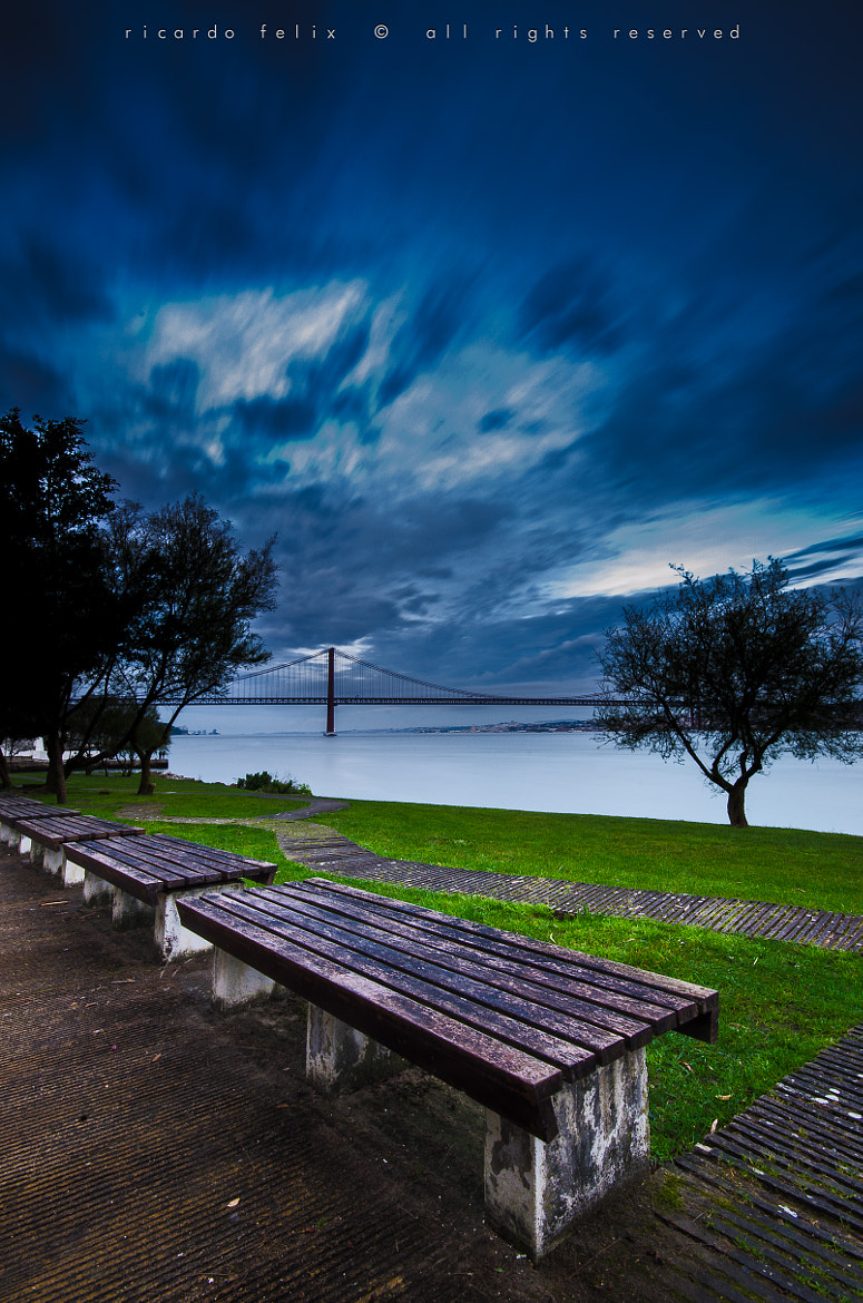 "Photograph Almada -  ""Tejo"" river by Ricardo Bahuto Felix on 500px"