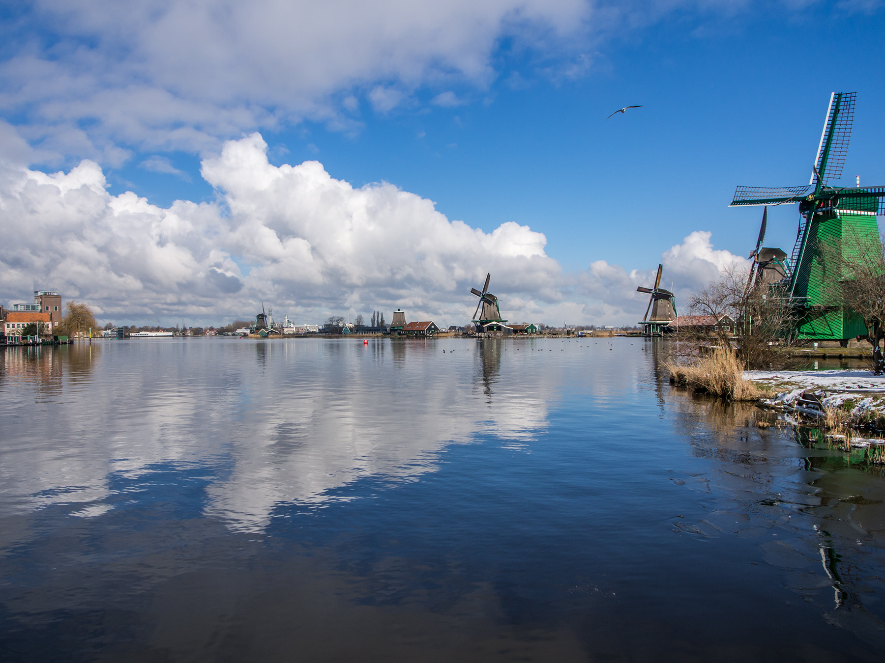 Photograph Zaanse Schans by Stefano Lorenzini on 500px