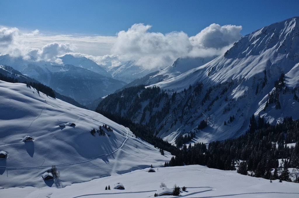 Photograph fine day in the mountains by Frank-Thomas Kempchen on 500px