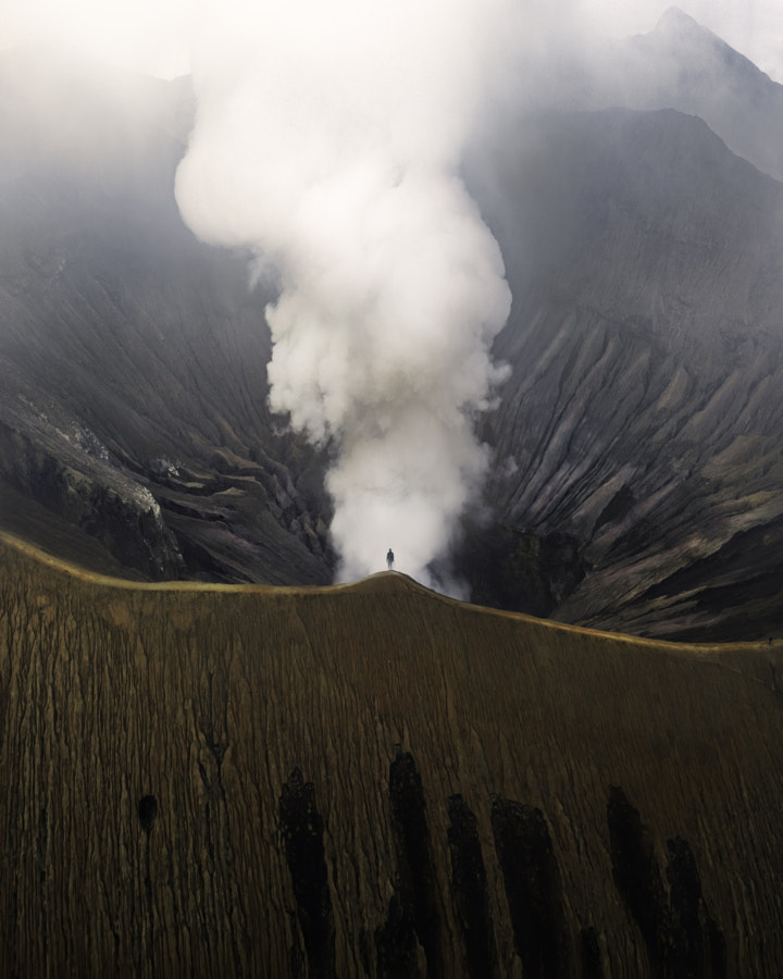 On top of Bromo by Malthe Rendtorff Zimakoff on 500px.com