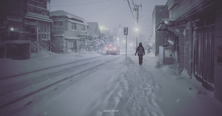 winter wandering by SONG_WOO on 500px.com