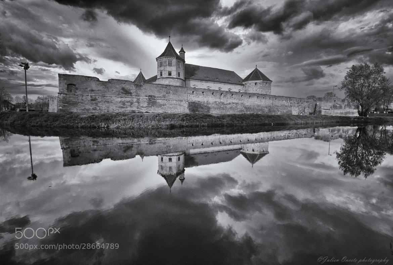 Photograph Fagaras Citadel by Julien Oncete on 500px