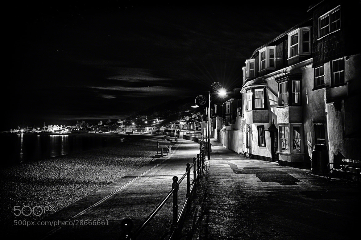 Photograph Drunk In Lyme Regis by Mark  Farquharson on 500px