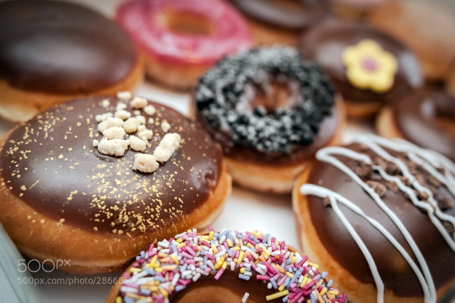 Photograph Krispy Kreme Edinburgh by Zain Kapasi on 500px