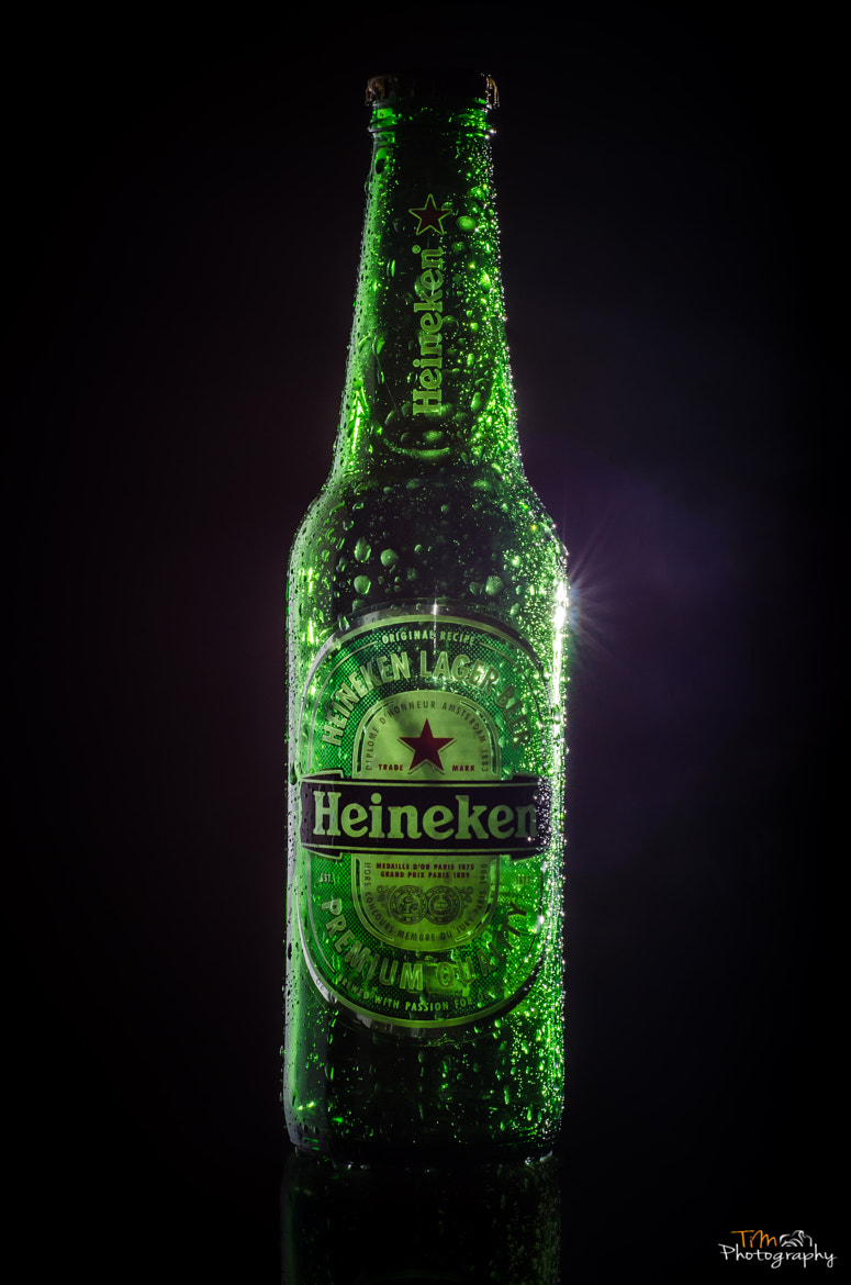 Photograph Heineken by Tim Paza May on 500px
