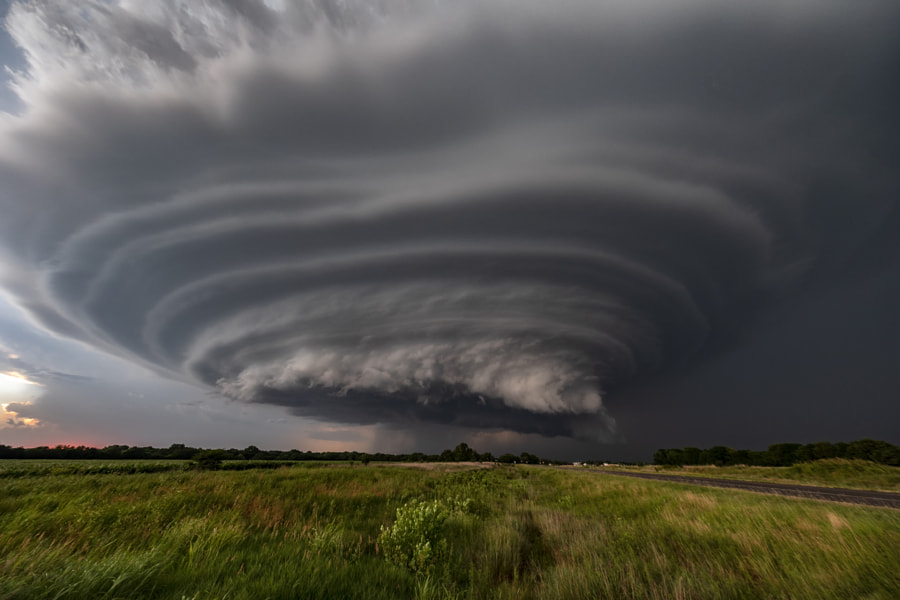 Danger Approaches by Roger Hill on 500px.com