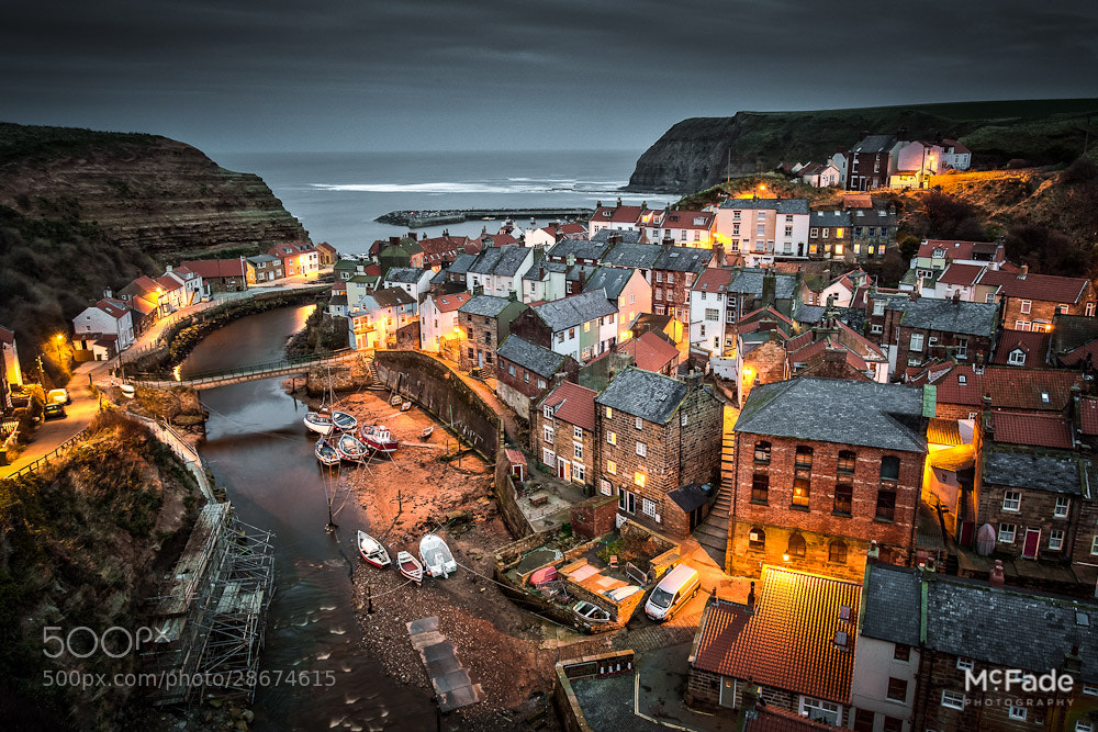 Photograph Staithes by Ade Wilson on 500px