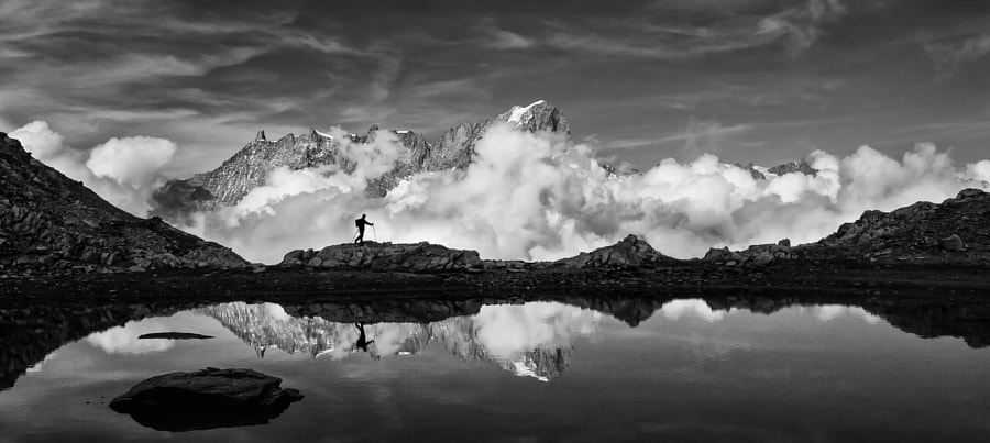 Trekking Riflessivo by Claudio Polesel on 500px.com