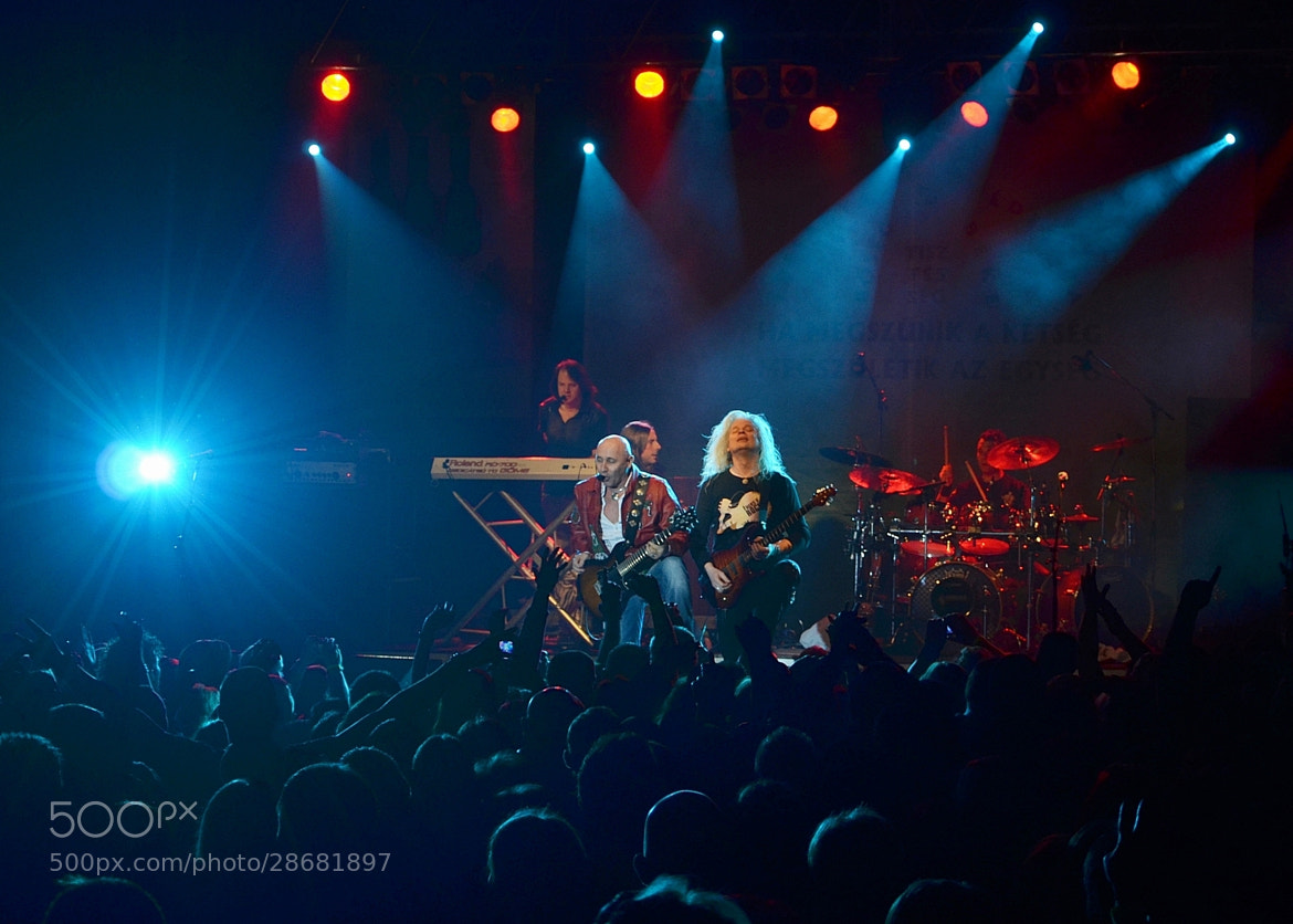 Photograph Edda Koncert by Zsolt Töreki on 500px