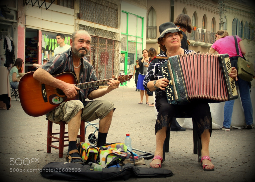 Photograph The Musicians by Sharon  Riddick Groppi on 500px