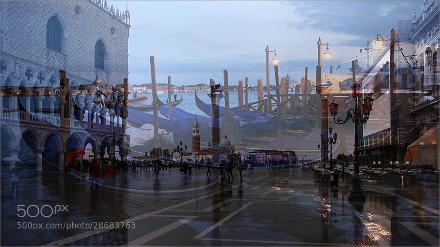 Photograph Venetian Twilight by Irina Sen' on 500px