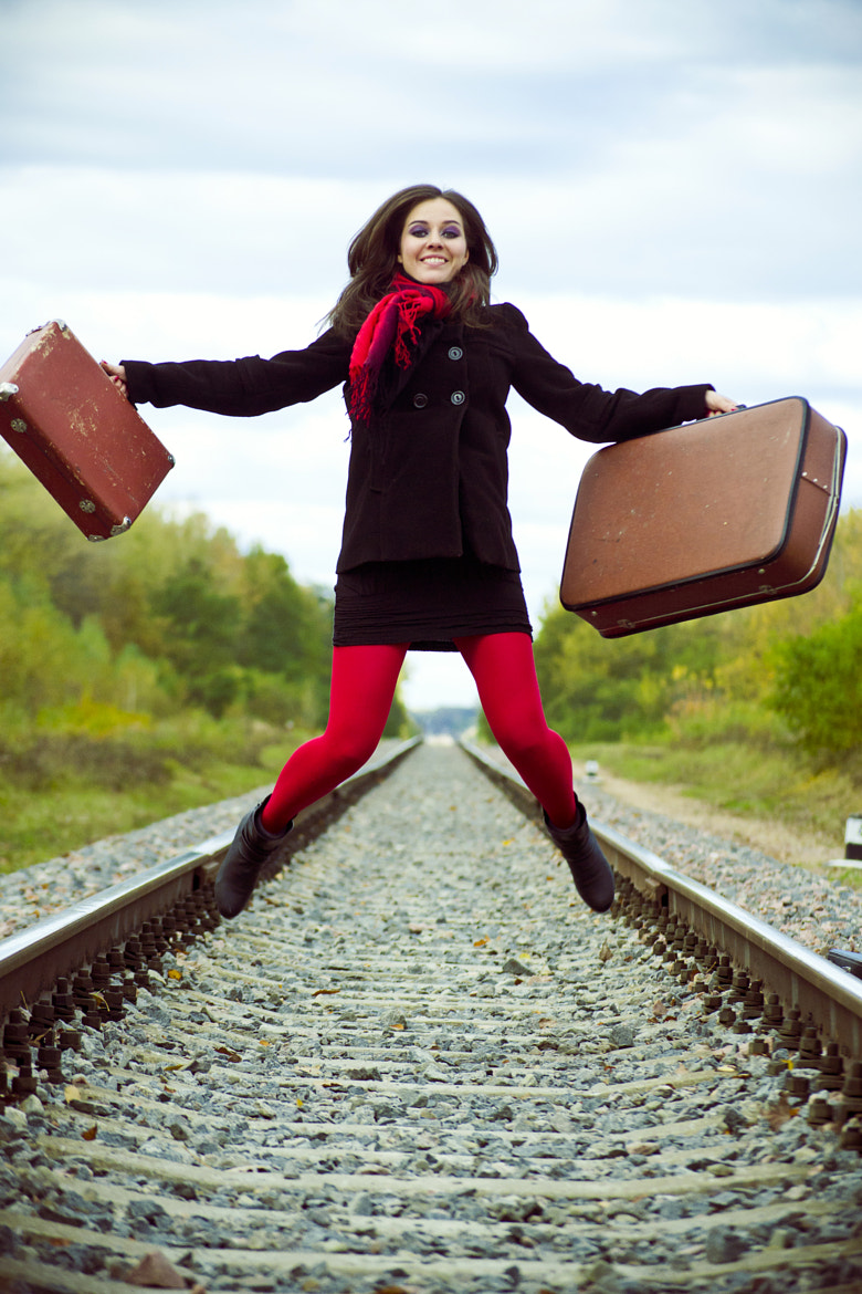 Photograph Suitcase by Ada Hollywood on 500px