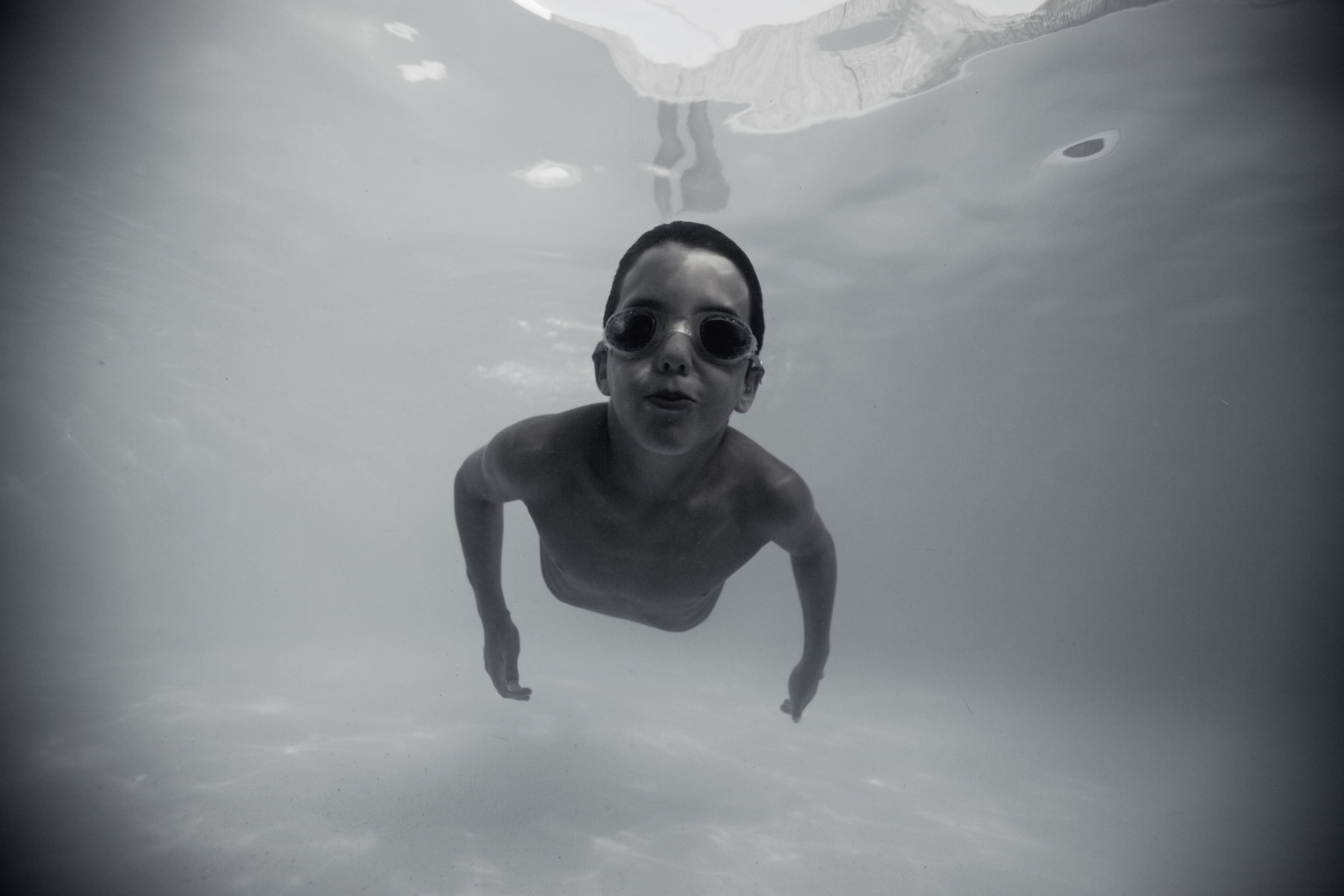 Photograph marc in pool by enric adrian gener on 500px