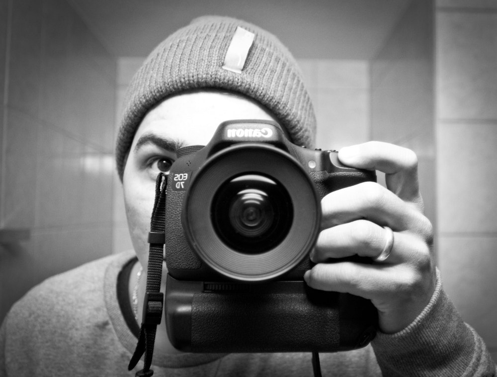 Photograph SELFPORTRAIT. by Kusi Müller on 500px