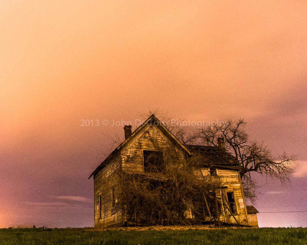 Photograph The First Last Night by John DelToro on 500px