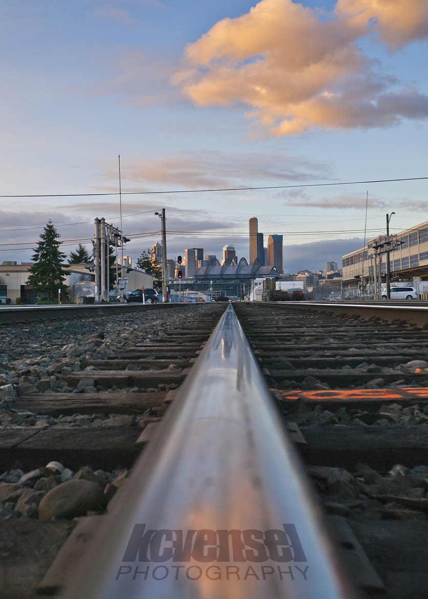 Photograph Seattle Rail by Ken Vensel on 500px