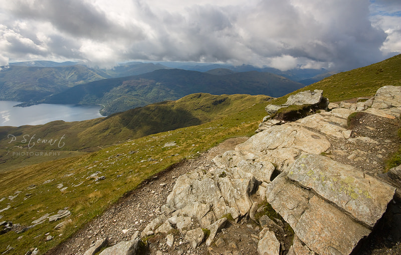Photograph Ben Lomond Ridge by Philip Stewart on 500px