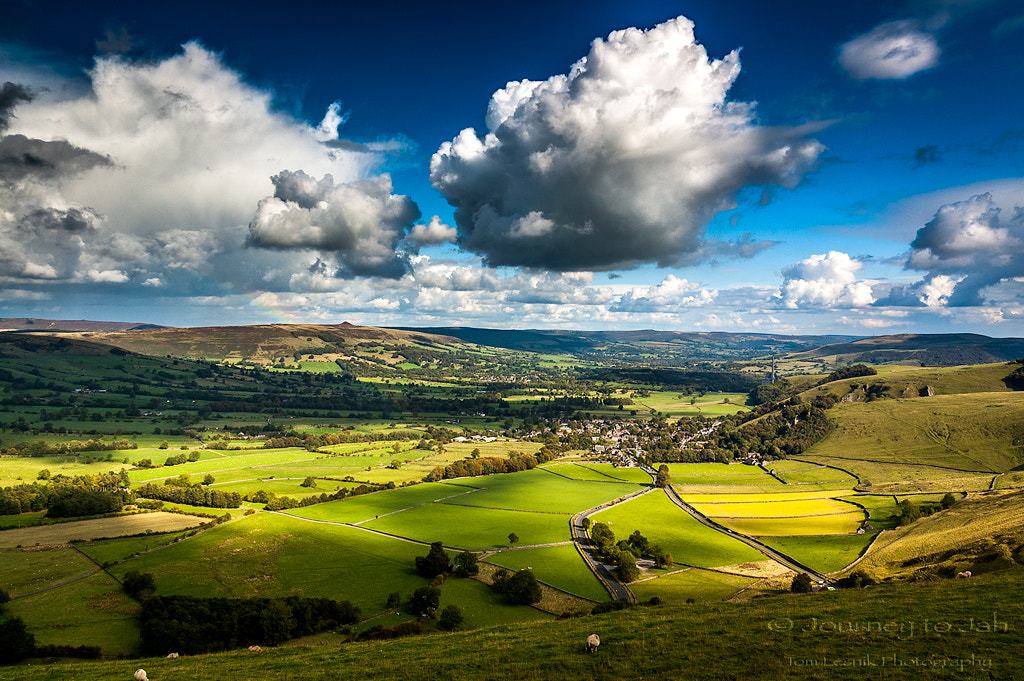 Photograph great clouds of Castleton by Tomasz Lesnik on 500px